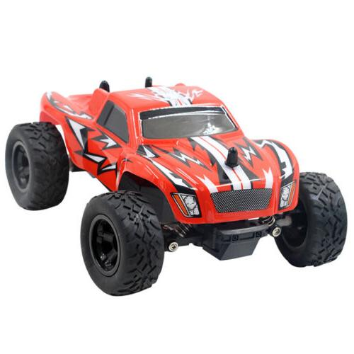 4WD Remote Monster Terrain Vehicle 2.4G