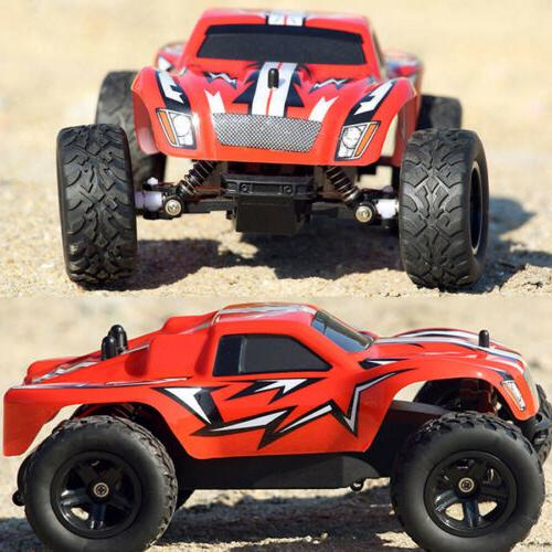4WD Remote Monster Terrain 2.4G