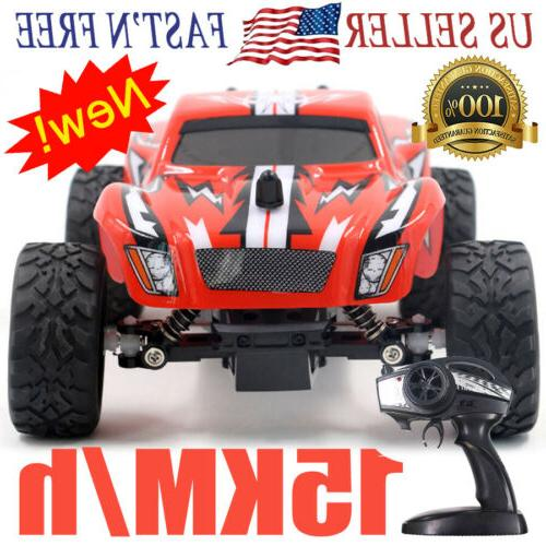 4wd remote control car monster truck rc