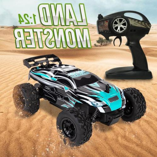 4WD Remote Car Terrain Off Road Monster Truck RC 2.4G NEW