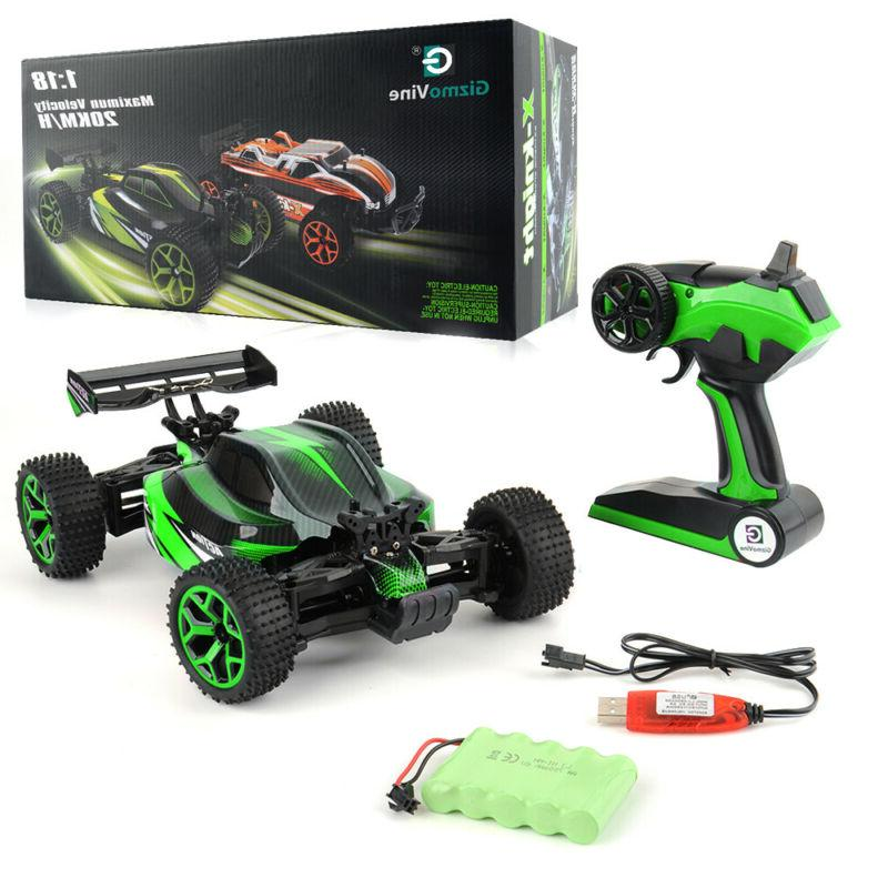 4WD Buggy RC Electric RC Vehicles