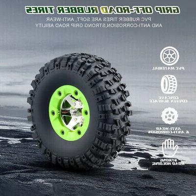 Wltoys High Speed RC 2.4G 4WD Crawler Truck