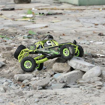 Wltoys 50km/h Speed RC 1/12 4WD Off Crawler Truck
