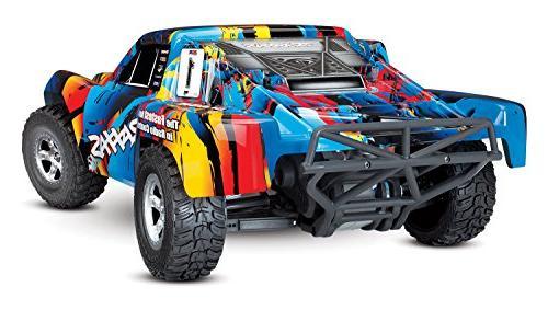 Traxxas 58024 Slash 2Wd Short Course Racing Truck,