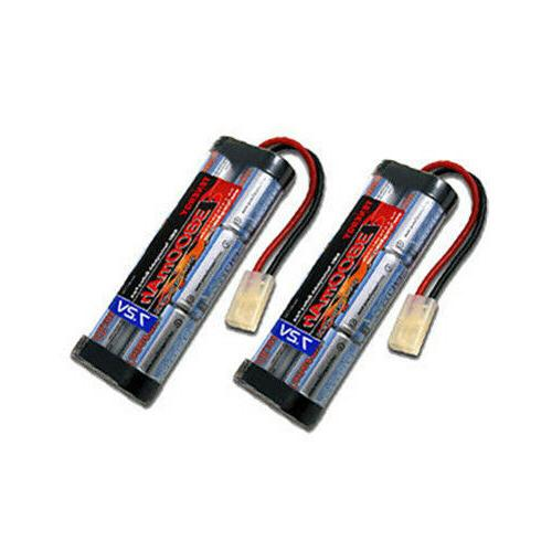 2PCS Tenergy 7.2V 3800mAh High Capacity NiMH Battery Pack fo