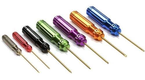 7pcs hex allen tool set 1 5