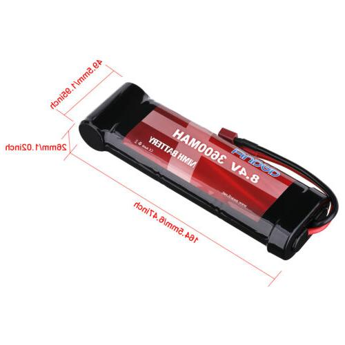 2x RC Battery 7-Cell Deans For RC
