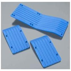 RPM 80775 Skid Plate Set T-Maxx/E-Maxx Blue