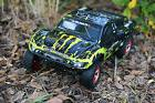 Body with Mud for 1/10 Traxxas Slash TRA 6820 Slayer Shell C