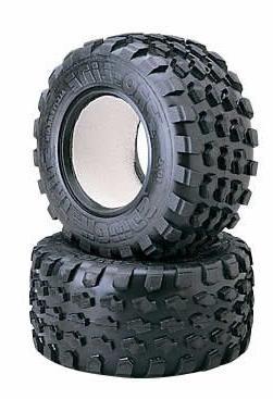 "Pro-Line Racing 1070-00 Dirt Hawg II 2.2"" All Terrain Truck"