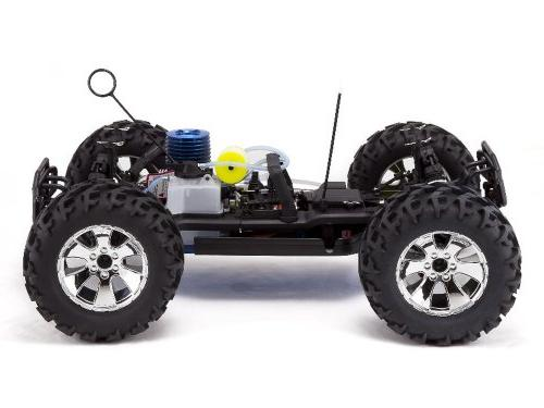 Redcat Earthquake Monster Nitro with , Red/Black