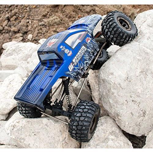 Redcat Racing Rock Crawler Electronics, , Blue