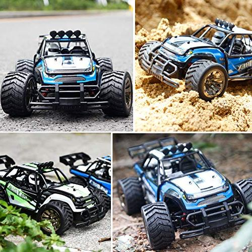 SIMREX A130 High Speed 20Mph RTR Brushed Monster Car Foot Rc 2WD Electric W/2.4G