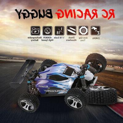 Wltoys 1:18 RC Car 2.4Ghz Off RC Racing