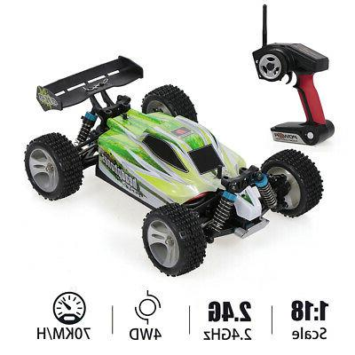 WLtoys Car 4WD Road Speed Vehicle Toy