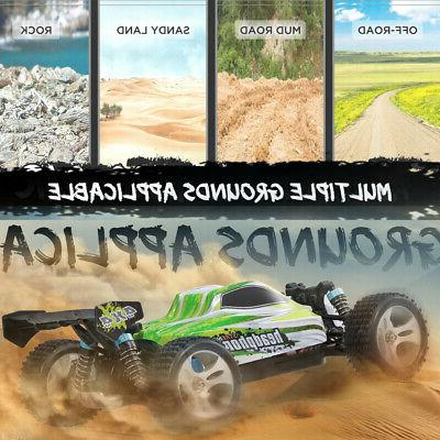 WLtoys 1:18 Car 2.4GHz Road Vehicle Toy