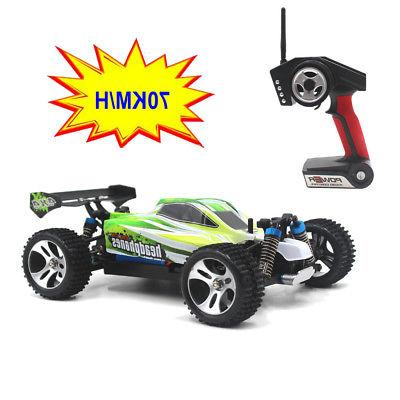WLtoys A959-B 2.4G 1/18 Electric Off-Road RTR