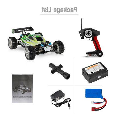 WLtoys 2.4G 1/18 70KM/H Off-Road Buggy RTR