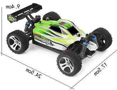 US WLtoys 1/18 4WD Off-Road Buggy RC RTR Toys