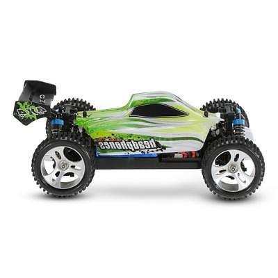 WLtoys 4WD 70KM/h Speed Electric Off-road Car