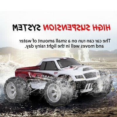 WLtoys 1/18 RC Car 4WD Electric RTR D7P8