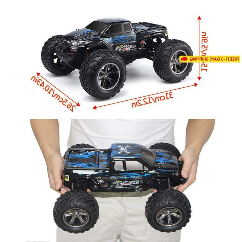 Hosim Car 9112, 38Km/H 1/12 Scale Electric Car
