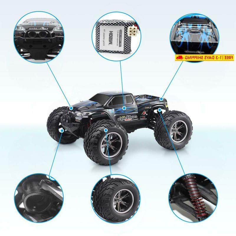 Hosim Terrain Car 9112, Scale Radio Controlled Car -
