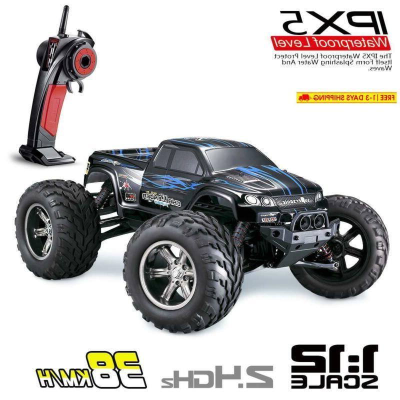 Hosim Terrain Car 9112, 38Km/H Car -
