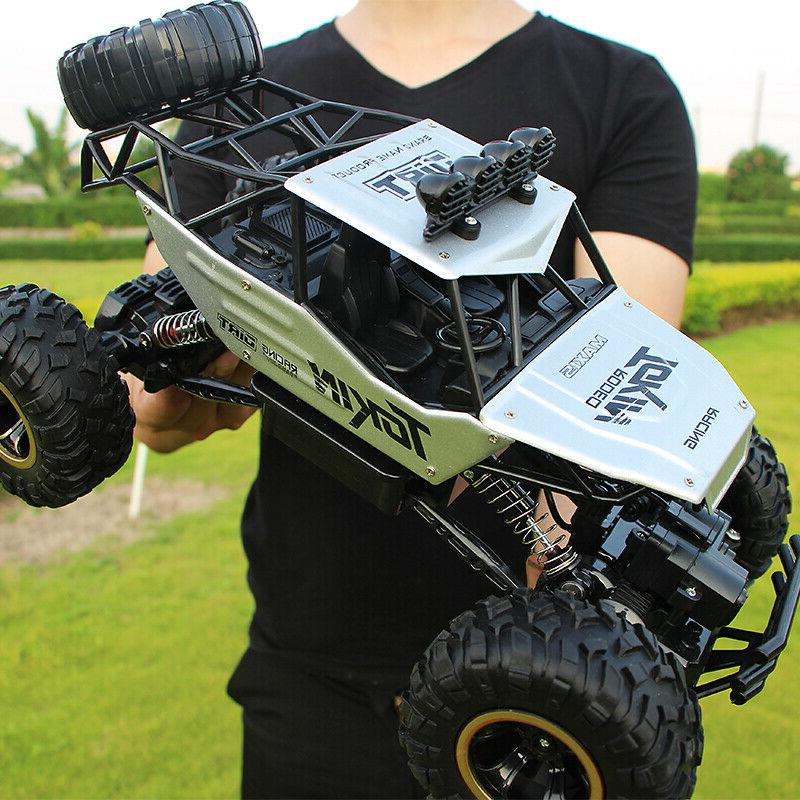 Monster 2.4G Rock Car Remote Control Drift 36Cm