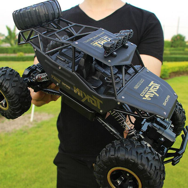 Monster Rock Off-Road Remote Control Nitro 36Cm
