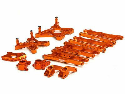 Integy Alum Billet Machined Suspension Set for Traxxas 1/10