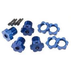 5353X Anodized Whl Hubs+Hex Kit 17mm TRAC6333 TRAXXAS