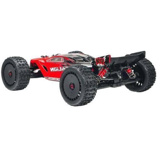 ARRMA AR106030 1/8 TALION BLX 4WD Speed Red /
