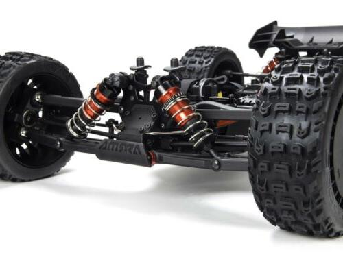 ARRMA TALION Brushless 4WD Speed Red Black