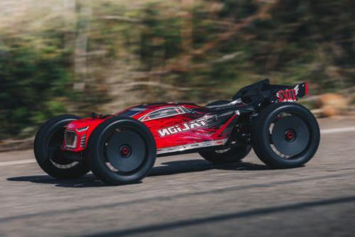 ARRMA TALION 4WD Speed Red Black