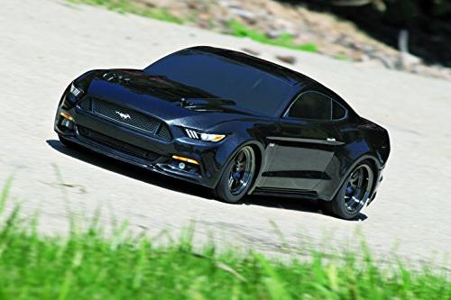 Traxxas 83044-4 Mustang Race Ford 2.4GHz Control, 1/10,