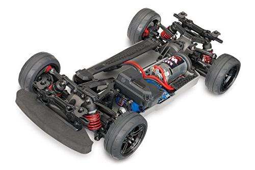 Traxxas Race Ford Control, 1/10, Black
