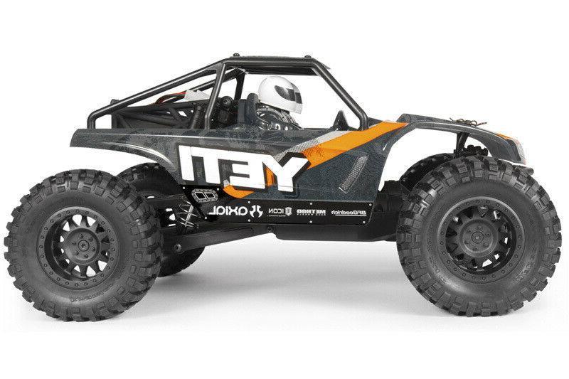 Axial Model Jr. 1/18 4WD Rock Racer Car Kit 6010AX-90054