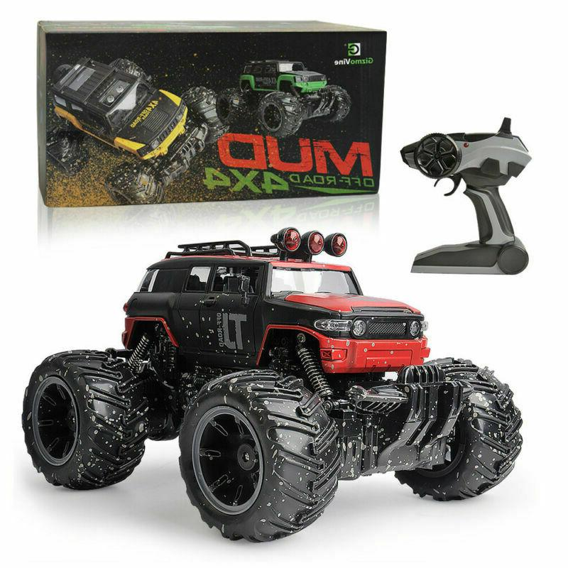 Big Foot 1:16 Control Monster 2.4G Off RC toys