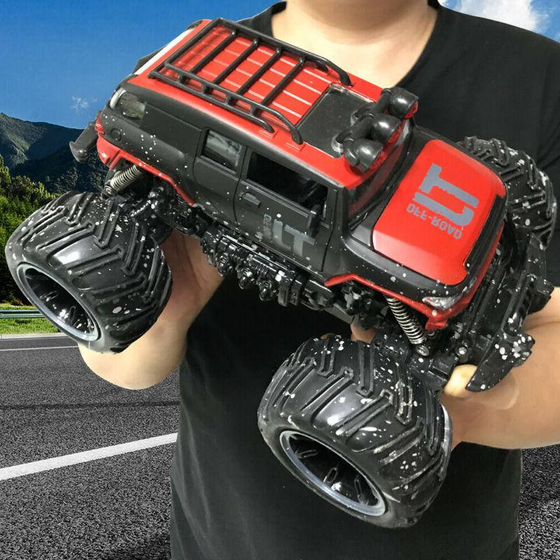 big foot 1 16 remote control monster