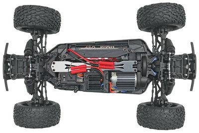 Redcat Racing 1/10 Scale Electric 4WD Monster RC Truck Red NEW