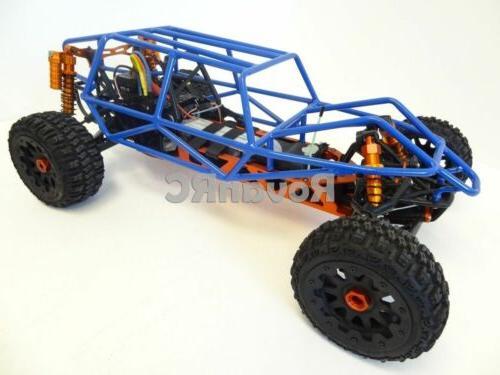 Rovan Blue Steel Metal Buggy Sand Rail Roll