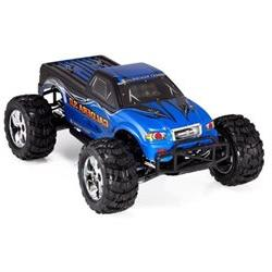 Redcat Racing Caldera 3.0cc 2-Speed Nitro Monster Truck, Blu