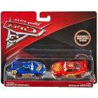DISNEY PIXAR CARS 3   FABULOUS LIGHTNING McQUEEN  2 Pack  SC