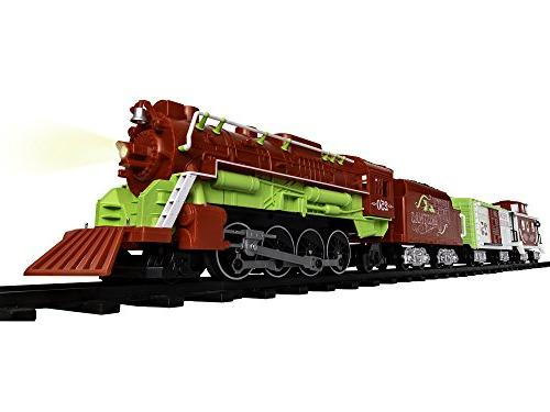 Lionel Christmas Train.Lionel Christmas Ready To Play Train Set