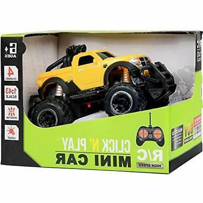 Click Play Car, Mini Pickup