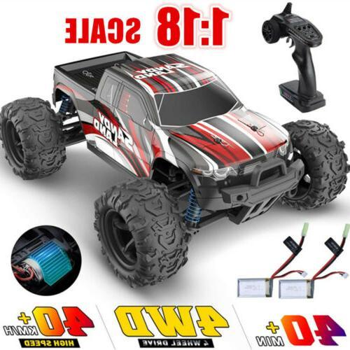 deerc 1 18 4wd rc car remote