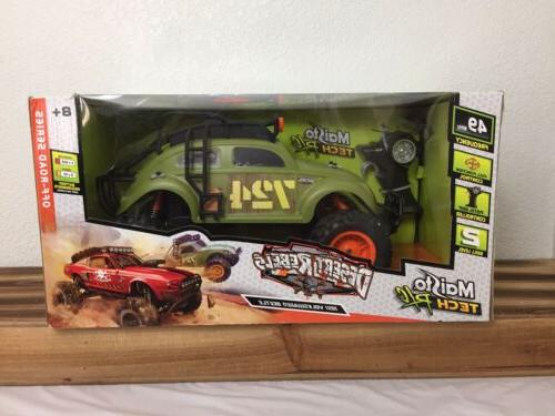 Maisto Desert Rebel Volkswagen Beetle Radio Control Vehicle