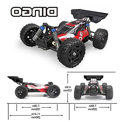 Cheerwing RC Car 2.4CHZ Off Remote Control Red