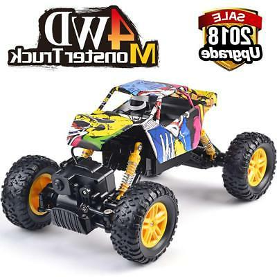 DOUBLE RC 1:18 Remote Off Road